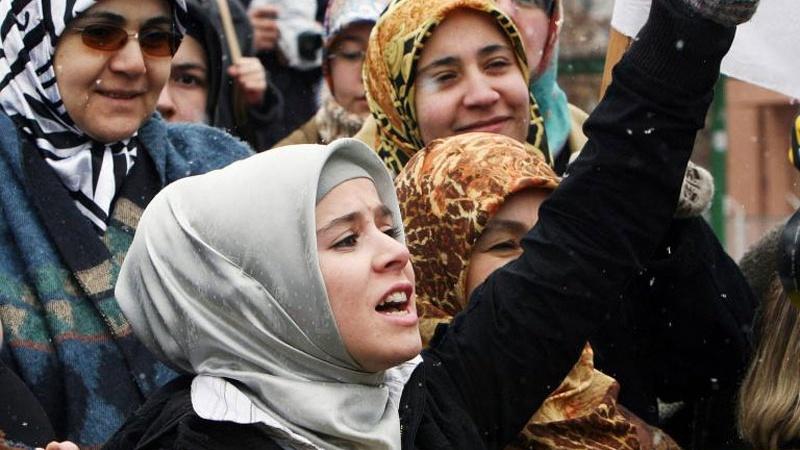 Почему турецкие женщины такие страшные